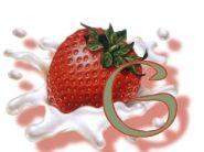 strawberries alphabets