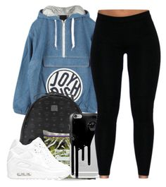 """Studio x ScHoolboy Q"" by chanelesmith51167 ❤ liked on Polyvore featuring art"