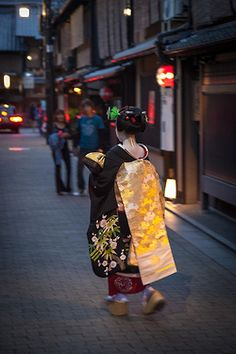 Ayano of Gion Kobu wearing sakkou hairstyle by MIGUEL GIL on Flickr