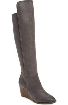 Main Image - Lucky Brand 'Valeriy' Tall Boot (Women)