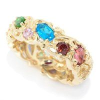 Natural Rubies And Pink Sapphires Ring Size 6 925 Easy To Use Ingenious Michael Valitutti Pink Opal Fine Jewelry Jewelry & Watches