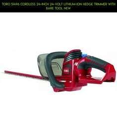 Toro 51496 Cordless 24-Inch 24-Volt Lithium-Ion Hedge Trimmer with Bare Tool New #racing #parts #kit #shopping #plans #fpv #camera #drone #trimmers #cordless #technology #t #gadgets #tech #products