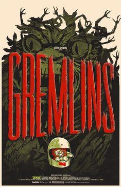Gremlins..had nightmares aBout gremlins until high school