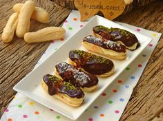 Pastane Usulü Ekler Pasta Resimli Tarifi - Yemek Tarifleri