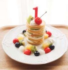Pancakes, Breakfast, Recipes, Food, Morning Coffee, Recipies, Essen, Pancake, Meals