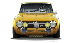 Alain Jamar - 1974 Alfa Romeo Giulia