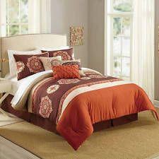 Alexa Queen Comforter Set- Multi Color