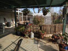 circle garden finished