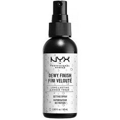 NYX Professional Makeup Make Up Setting Spray Dewy Finish Demand perfection! For that fresh dewy glow that lasts, the NYX Professional Makeup Setting Spray - Dewy is lightweight and comfortable while working hard to make sure your makeup stays put. Dewy Makeup Look, Fresh Makeup Look, Nyx Makeup, Makeup Looks, Makeup Primer, Makeup Brushes, Mascara Primer, Makeup Spray, Gold Makeup