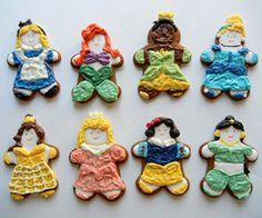 Disney Cookies <3