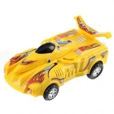 music airplane racing toy