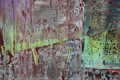 Gerhard Richter » Art » Paintings » Abstracts » Abstract Painting » 724-4