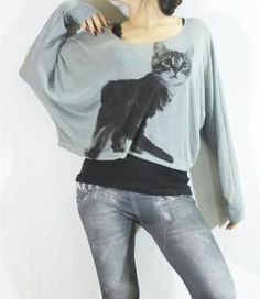 nothing better than a kitty shirt <3