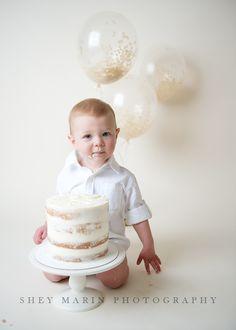 cake smash | Washington DC baby photographer