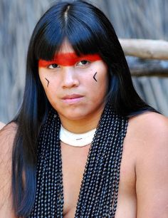Native American Women, Native American Indians, Amazon People, Amazon Girl, Costumes Around The World, Aboriginal Culture, Ecuador, Tribal People, Photographs Of People