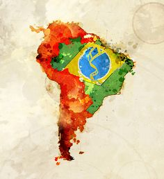 ♫ Moro num país tropical, abençoado por Deus e bonito por natureza, mas que beleza.♬