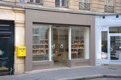 CHOCOLATIER! La Pâtisserie des Rêves, Paris store design