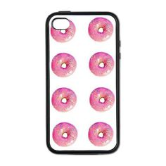 iPhone case donuts, french fries, popcorn, make dollars, parental... ($13) ❤ liked on Polyvore featuring accessories, tech accessories, phone, phone cases, iphone case, iphone 4, apple iphone case, iphone cases, iphone sleeve case and white iphone case