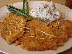 Cheesecake Factory Restaurant Copycat Recipes: Crispy Chicken Costoletta