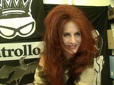 Rossana Diana - the RedHead's smile