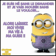 citations petits minions - Page 5