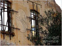 Una meridiana a Roma - zona di Cinecittà