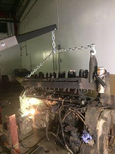 Chicago Heavy Equipment Services - Cummins LTA10-C engine work - Chicago, IL, United States