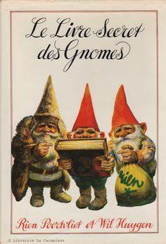 POORTVLIET-HUYGEN. Le Livre Secret des Gnomes