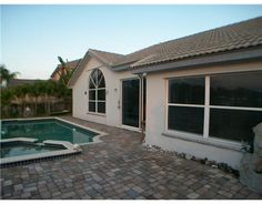 APPROVED SHORT SALE*$275,000*724 NW 177TH AV  Pembroke Pines, FL*  FAST CLOSING Enjoy a breath-taking water-view and sunsets the minute you walk into this 4 bedroom /2.5 bathroom single house on the lake, with a pool.This home is the entertainer's paradise nestled in Silver Lakes.Located close to I-75. US 27, shopping mall, hospital and walking distance to A+ Panther Run elementary and other A+ schools.It comes with customized wooden cabinets & corian countertop. APPROVED SHORT SALE