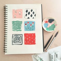 Emily Isabella | aimless sketches are a helpful way to start