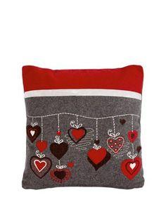 Bauble Felt Christmas Cushion, http://www.kandco.com/bauble-felt-christmas-cushion/1297943430.prd