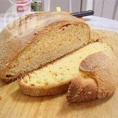Broa (Portugees maisbrood) @ allrecipes.nl