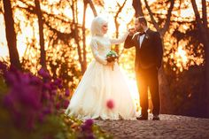 "1,817 Beğenme, 10 Yorum - Instagram'da Celal Canik (@celalcanik): ""Aşkın ışığı..."" Wedding Hijab, Wedding Dresses, Girls Dresses, Flower Girl Dresses, Fashion Couple, Engagement Photography, Couples, Flowers, Instagram Posts"