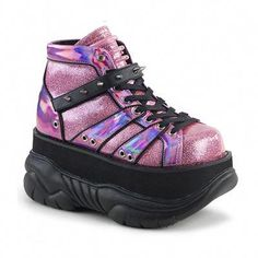 Pink Demonia Cyber Barbie Rave Shoes Platform Sneaker Boots Womans 6 7 8 9 10 11 - Boots Womens - Ideas of Boots Womens - Pink Demonia Cyber Barbie Rave Shoes Platform Sneaker Boots Womans 6 7 8 9 10 11 Price : Pink Ankle Boots, Platform Ankle Boots, Platform Sneakers, Ankle Booties, Shoe Boots, Platform Shoe, Calf Boots, Puma Platform, Glitter Mode