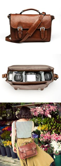 Brooklyn Camera Bag