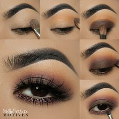 Motives by Loren Ridinger is a trusted name in makeup, skin care, and body care. Eye Makeup Steps, Makeup Eye Looks, Cute Makeup, Makeup Inspo, Makeup Inspiration, Makeup Tips, Beauty Makeup, Kiss Makeup, Hair Makeup