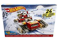 Hot Wheels Advent Calendar With 8 Decorated Vehicles Children Toy Car for sale online Hot Wheels Advent Calendar, Toy Advent Calendar, Advent Calenders, Modern Christmas Decor, Christmas Themes, All Things Christmas, Christmas Holidays, Christmas Day Countdown, Christmas Tree Ugly Sweater