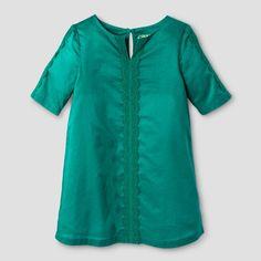 Toddler Girls' Tunic Dress Genuine Kids® from OshKosh® - Mint Gel : Target