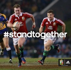 #Lions #rugby #standtogether