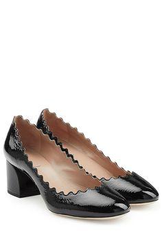 PatentLeatherPumpsfromCHLOÉ   Luxury fashion online   STYLEBOP.com