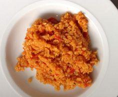 Paprika-Tomaten-Reis vegetarisch  by Matifibeja on www.rezeptwelt.de