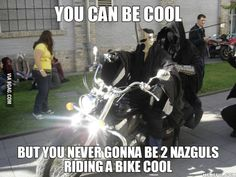 Wow. That is pretty cool. Also, *Nazgûl