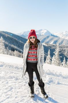 Tips to style a cute and warm winter style are on the fashion blog | Kylen Every Wear