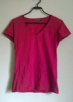 Kup mój przedmiot na #vintedpl http://www.vinted.pl/damska-odziez/koszulki-z-krotkim-rekawem-t-shirty/10182181-czerwona-bluzeczka-z-krotkimi-rekawkami