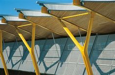 T4 Madrid Barajas Airport · Projects · Rogers Stirk Harbour + Partners