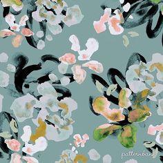 » patternbank.com/sophiewade26 Flora - Beautiful floral design - Included - x 3 extra colourways - Fully colour separated artwork #newonpatternbank #patternbank #print #design IG: @printed_sophie