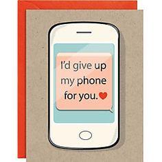 Best #ValentinesDay Card Ever!
