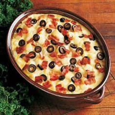 Bacon Cheese Potatoes Recipe