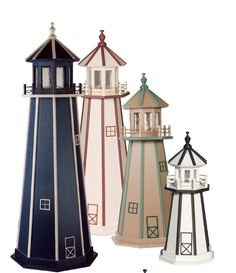 Specializing In Standard Polywood Lawn Lighthouses. Lighthouse Man Is The  Leading Manufacturer Of Poly Wood Yard And Garden Lighthouses.