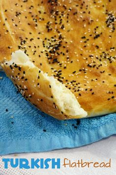Focaccia Pizza, Oriental Food, Bread And Pastries, Bakery, Food And Drink, Homemade, Meals, Cooking, Ethnic Recipes
